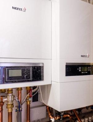 Beperkte investeringen en forse besparingen met een hybride installatie